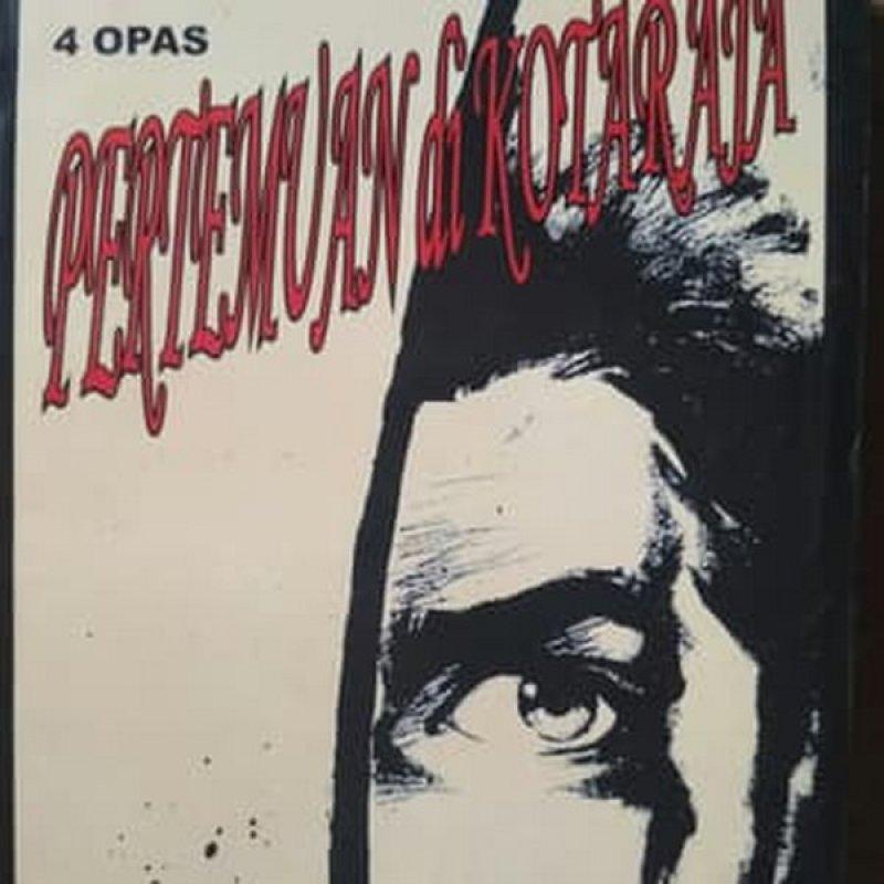 Cover Buku 4 Opas : Pertemuan di Kotaraja #1