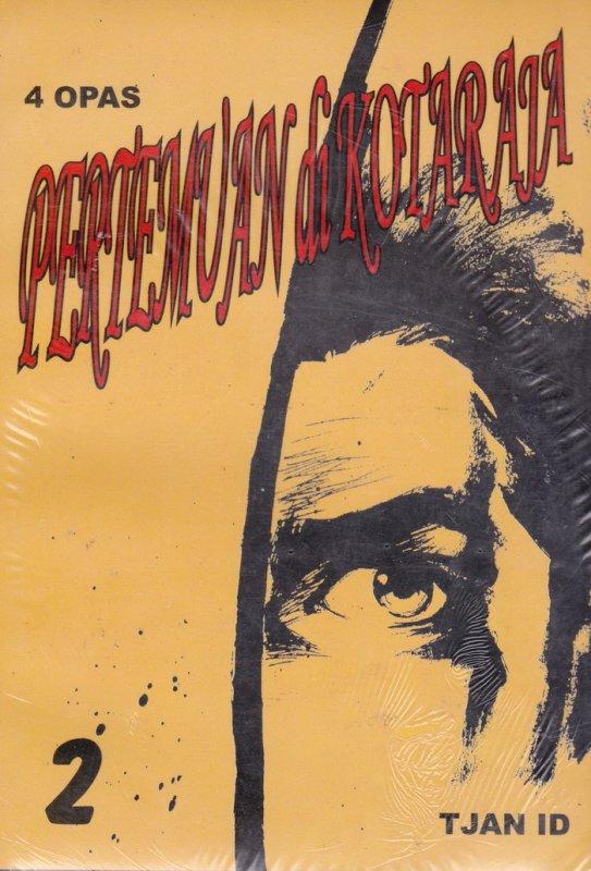 Cover Buku 4 Opas : Pertemuan di Kotaraja #2
