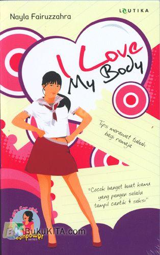 Cover Buku I Love My Body