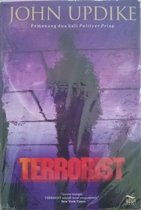 Cover Buku Terrorist