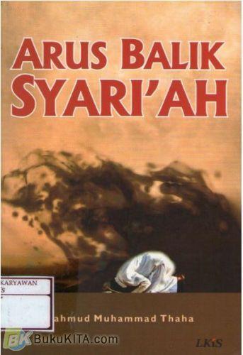 Cover Buku Arus Balik Syari