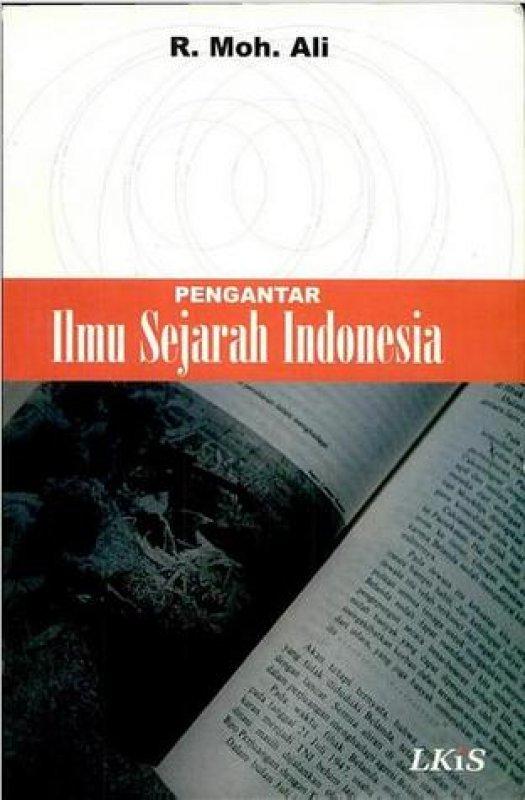 Cover Buku Pengantar Ilmu Sejarah Indonesia