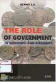 The Role Of Government In Economy & Politics