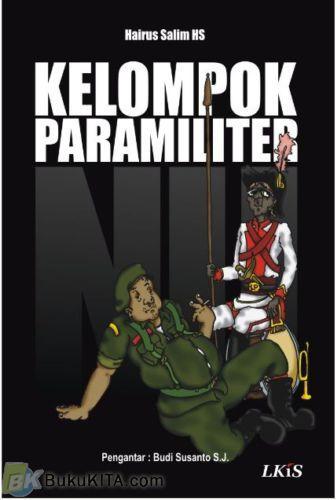 Cover Buku Kelompok Para Militer NU