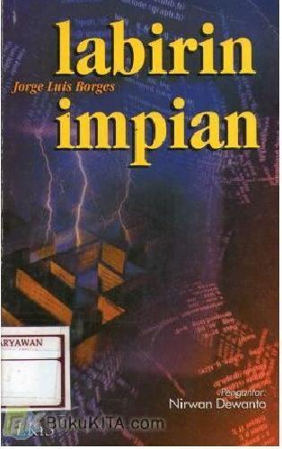 Cover Buku Labirin Impian