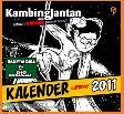 Kalender Komik KambingJantan