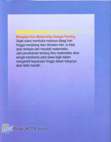 Cover Belakang Buku Buku Saku Kumpulan Rumus Matematika SMA IPA (Sesuai Daftar Isi KTSP 2006)