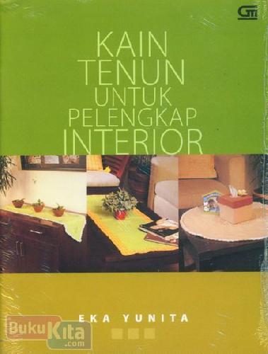 Cover Buku Kain Tenun untuk Perlengkapan Interior