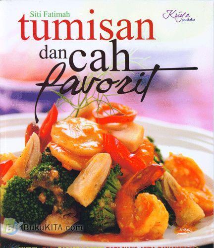 Cover Buku Tumisan dan Cah Favorit