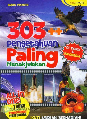 Cover Buku 303++ Pengetahuan Paling Menakjubkan