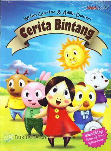 Cover Buku Cerita Bintang
