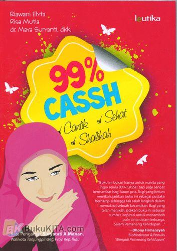 Cover Buku 99% Cassh