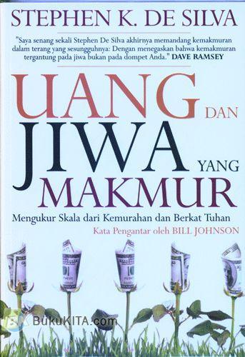 Cover Buku Uang dan Jiwa yang Makmur