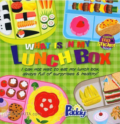 Cover Buku My Lunch Box