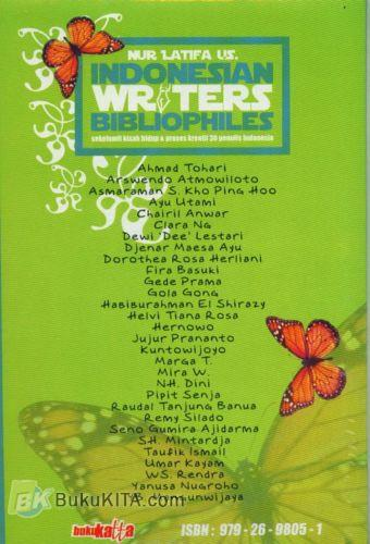 Cover Belakang Buku Indonesian Writers