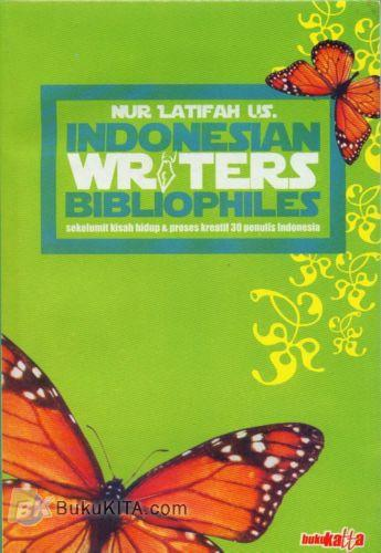 Cover Buku Indonesian Writers