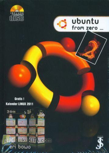 Cover Buku Ubuntu From Zero #2