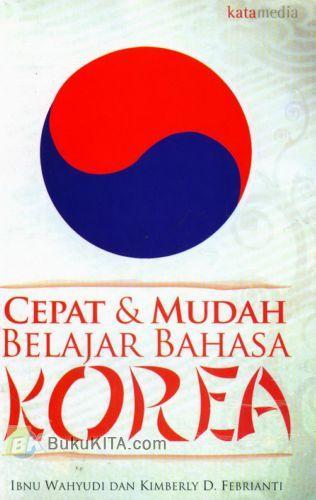 Cover Buku Cepat & Mudah Belajar Bahasa Korea