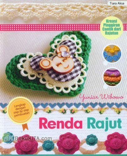 Cover Buku Renda Rajut