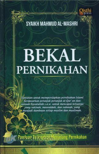 Cover Buku Bekal Pernikahan