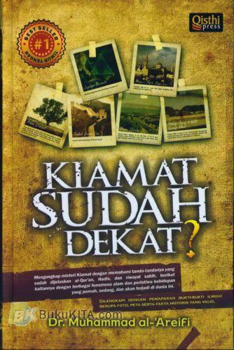 Cover Buku Kiamat Sudah Dekat?