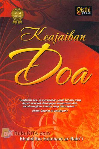 Cover Depan Buku Keajaiban Doa (Soft Cover)