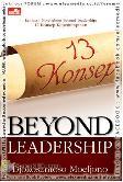 13 Konsep Beyond Leadership