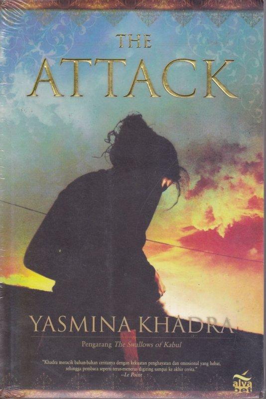 Cover Buku The Attack