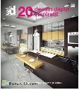 20 Desain Dapur Inspiratif - Seri Gambar Ruang 3D