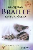 Al-QURAN BRAILLE UNTUK NADIA