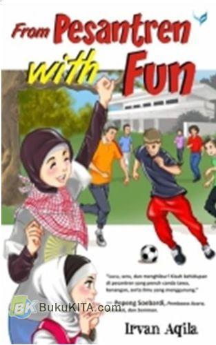 Cover Buku From Pesantren With Fun