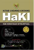 Kitab Undang-undang Hak Kekayaan Intelektual (HaKI)