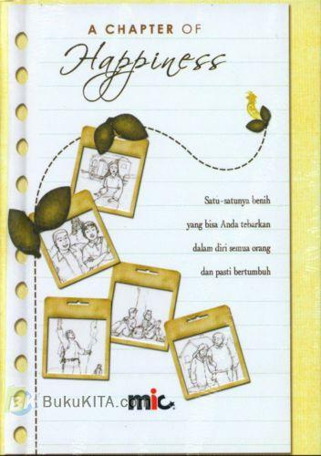 Cover Buku A Chapter of Happiness