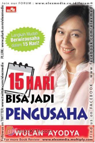 Cover Buku 15 Hari Bisa Jadi Pengusaha
