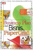 Business Plan untuk Bisnis PaperCraft