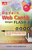 Desain Web Cantik dengan Flash 8