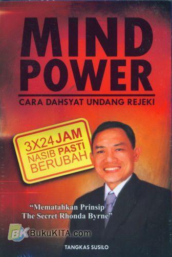 Cover Buku Mind Power : Cara Dahsyat Undang Rejeki