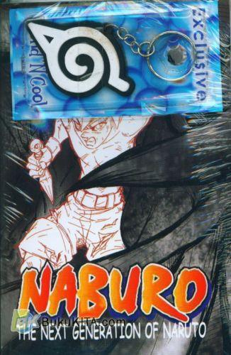 Cover Buku NABURO 5 : The Next Generation of Naruto
