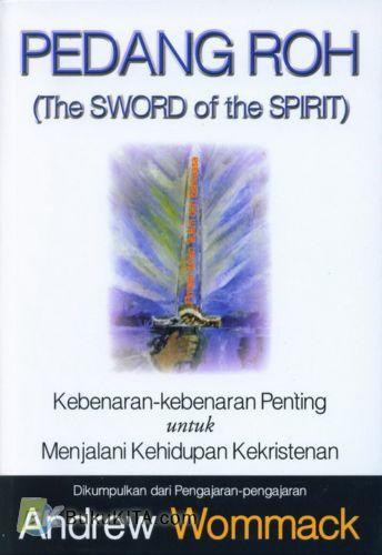 Cover Buku Pedang Roh ( The Sword of the Spirit) Retur