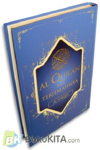 Cover Buku AL FURQAN - AL QUR