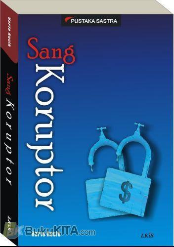 Cover Buku Sang Koruptor