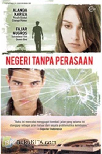 Cover Buku Negeri Tanpa Perasaan