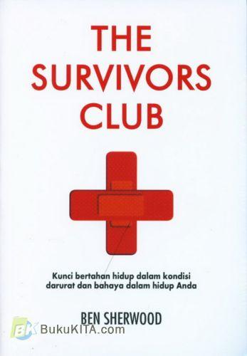 Cover Depan Buku The Survivors Club