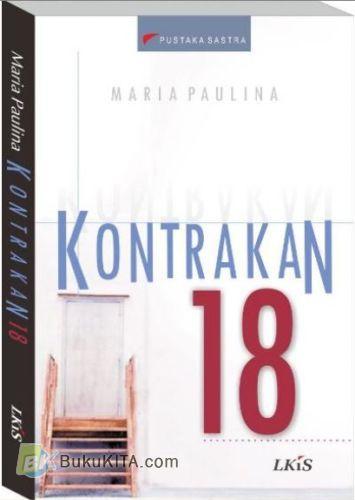 Cover Buku Kontrakan 18