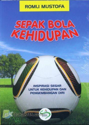 Cover Buku Sepak Bola Kehidupan