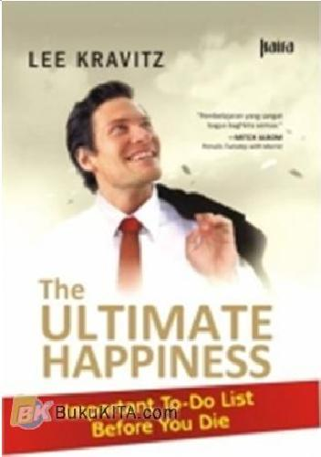Cover Buku The Ultimate Happiness