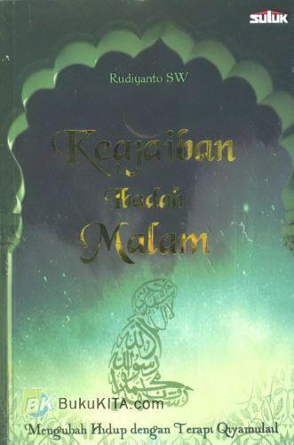 Cover Buku Keajaiban Ibadah Malam