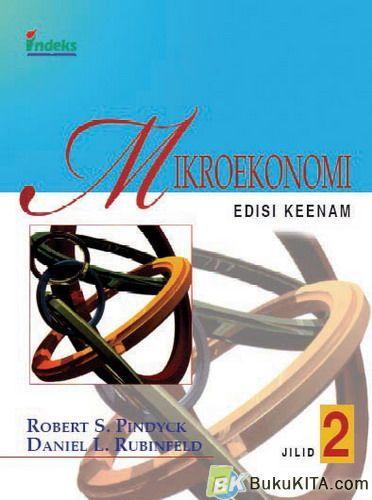 Cover Buku Mikroekonomi, 6/e jilid 1 (Koran) (Disc 50%)