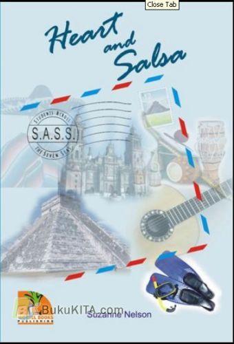 Cover Buku Heart and Salsa