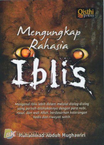 Cover Buku Mengungkap Rahasia Iblis